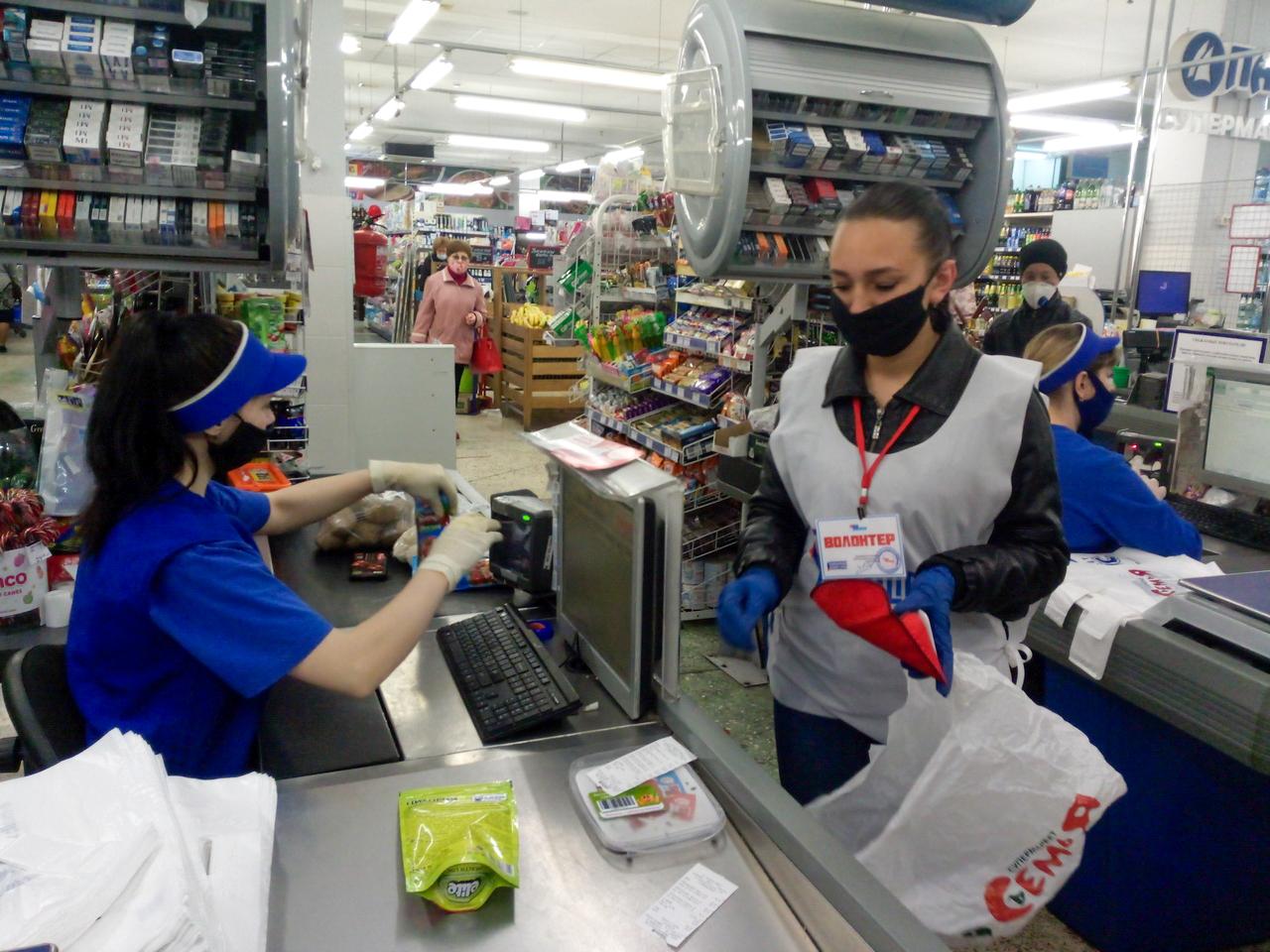 Волонтёры за неделю помогли двум жителям Ровеньков 3