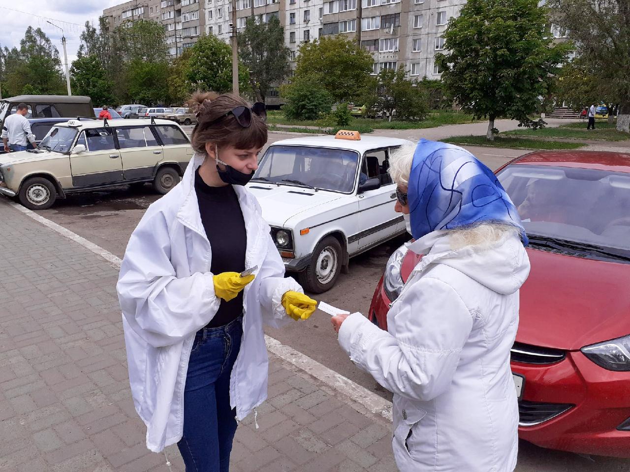 В Перевальске проинформировали жителей об акции «Стоп наркотикам!» 1