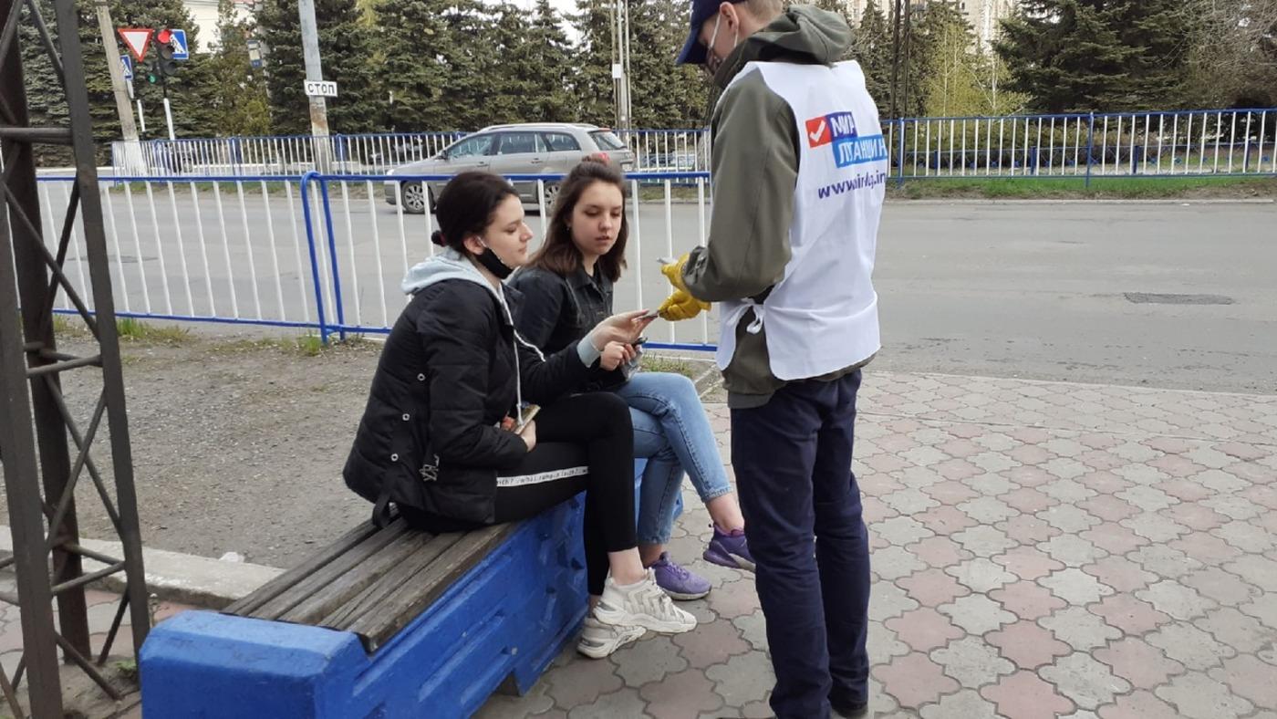 Жителей ЛНР проинформировали об акции «Стоп наркотикам!» 4