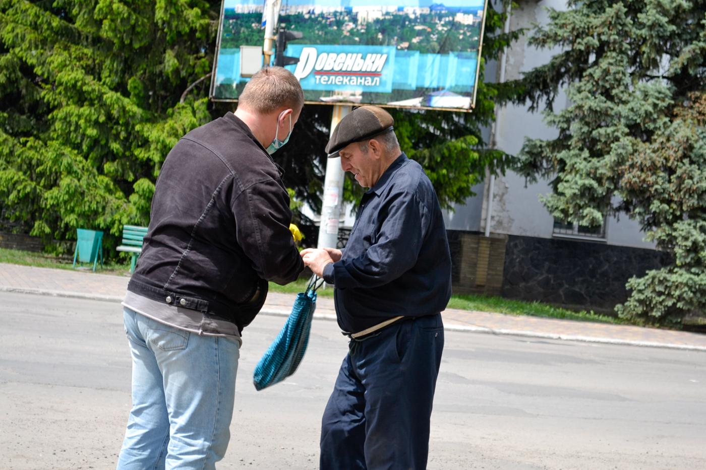 Жителям города Ровеньки рассказали об акции «Стоп наркотикам» 2