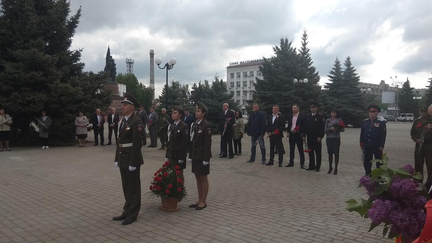 В городах и районах республики почтили память погибших в Великой Отечественной войне 7
