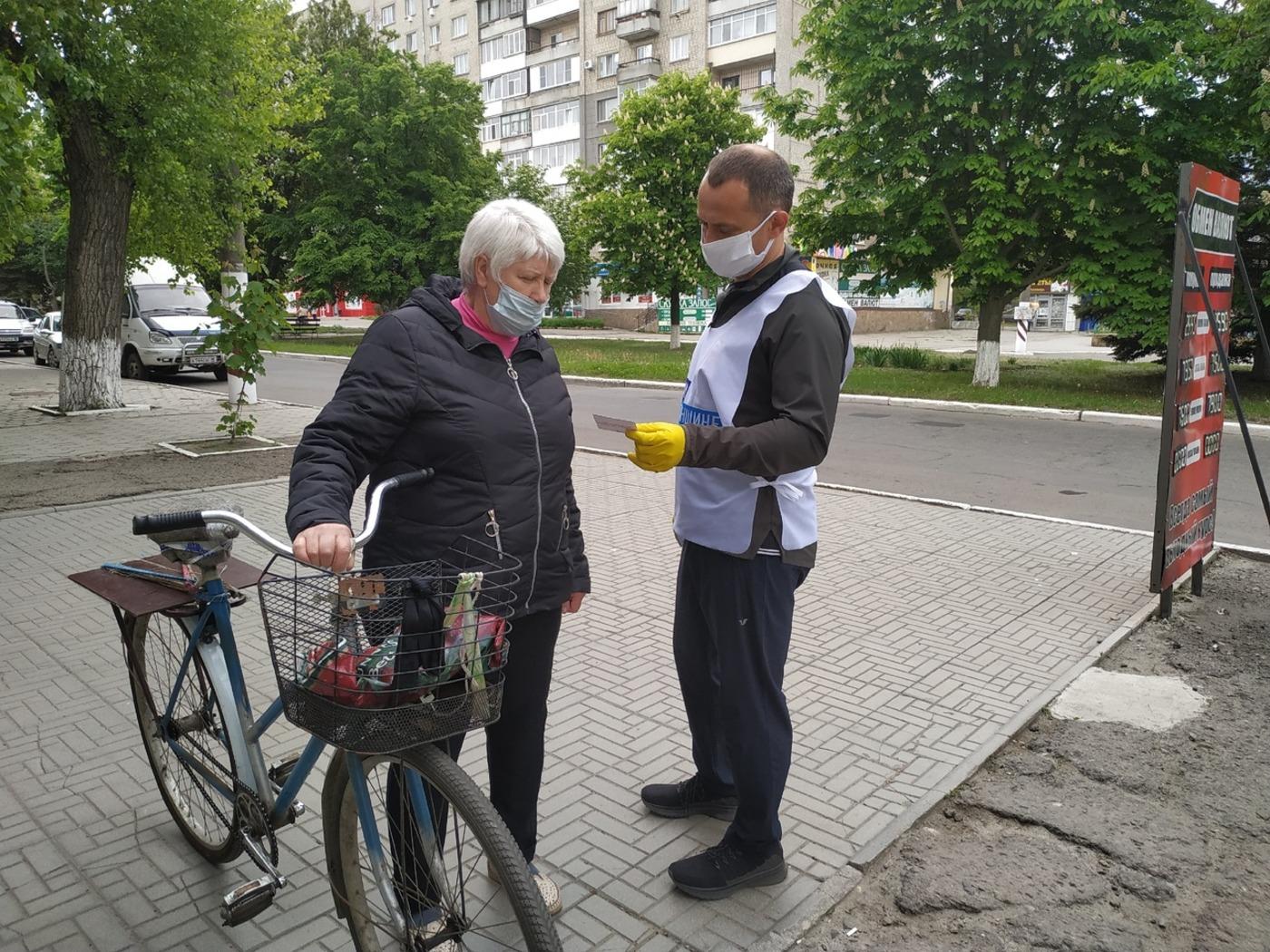 Активисты ОД «Мир Луганщине» рассказали жителям городов и районов ЛНР об акции «Стоп наркотикам!» 3