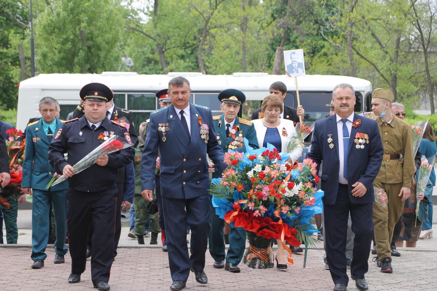 В городах и районах республики почтили память погибших в Великой Отечественной войне