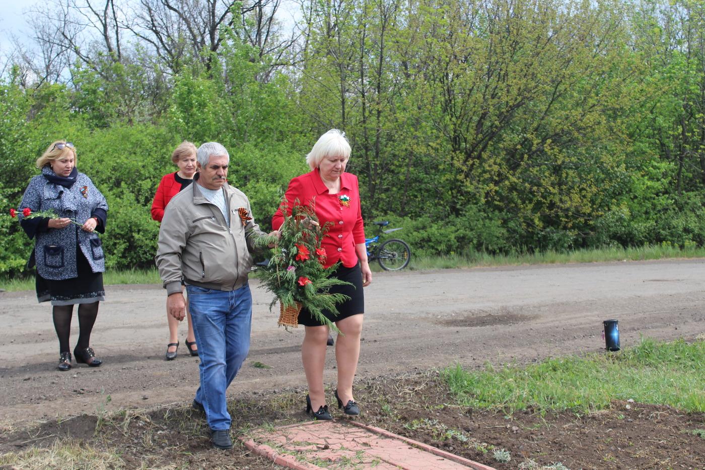 Активисты ОД «Мир Луганщине» отметил День Победы велопробегом 2