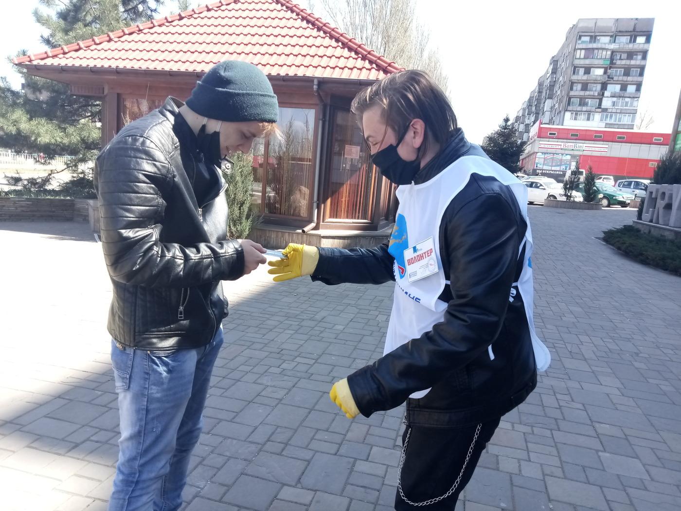 Активисты ОД «Мир Луганщине» рассказали жителям городов и районов ЛНР об акции «Стоп наркотикам!» 4