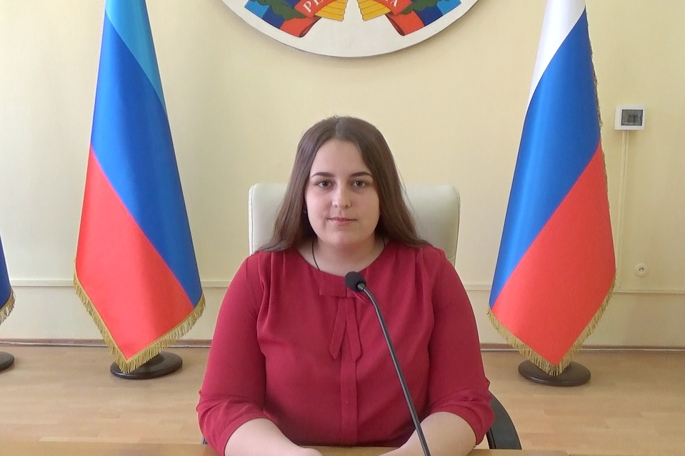 Активистка проекта «молодая Гвардия» участвует в российском конкурсе «Студенческий лидер»