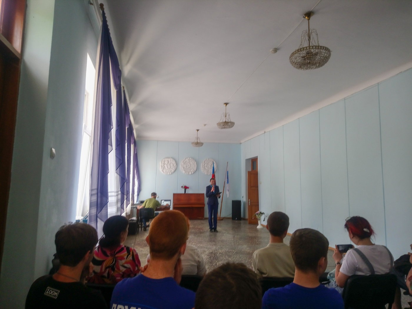 В Алчевске отпраздновали день дружбы и единения славян 1