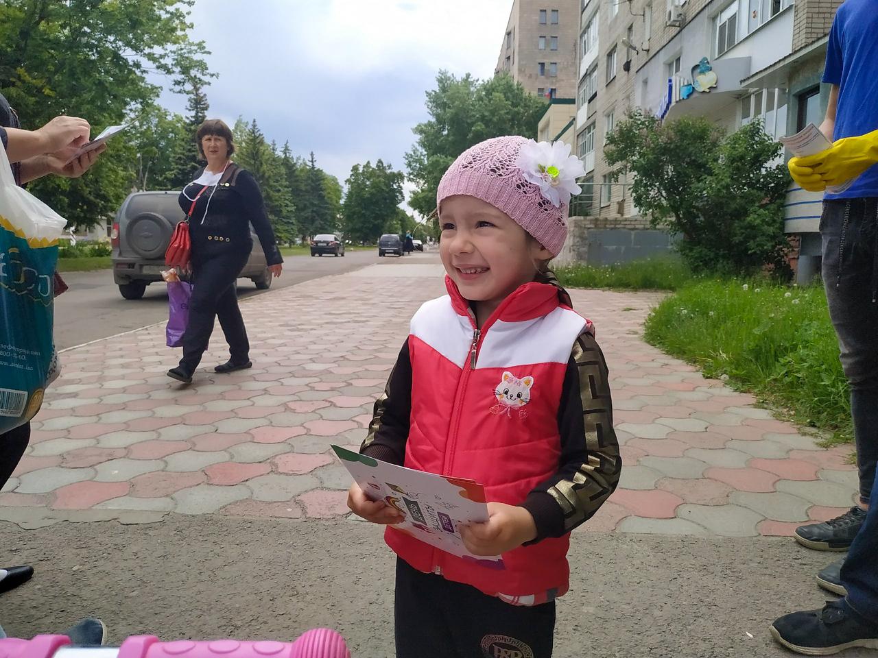 В городах и районах ЛНР отпраздновали Международный день защиты детей 8