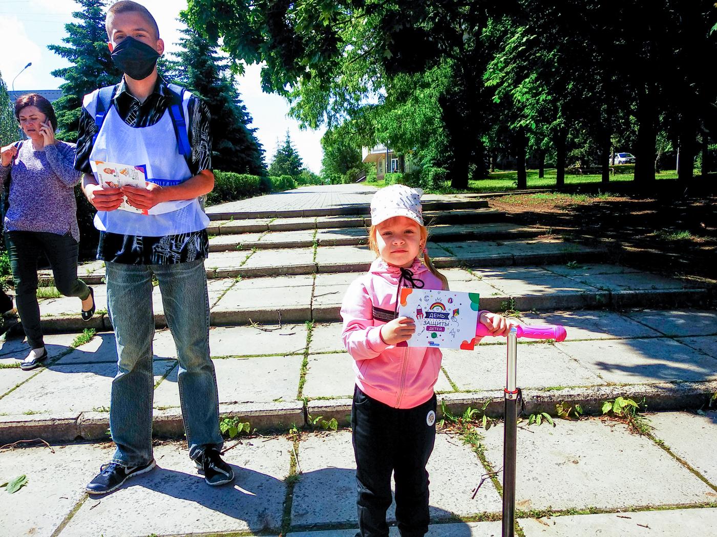 В городах и районах ЛНР отпраздновали Международный день защиты детей 6