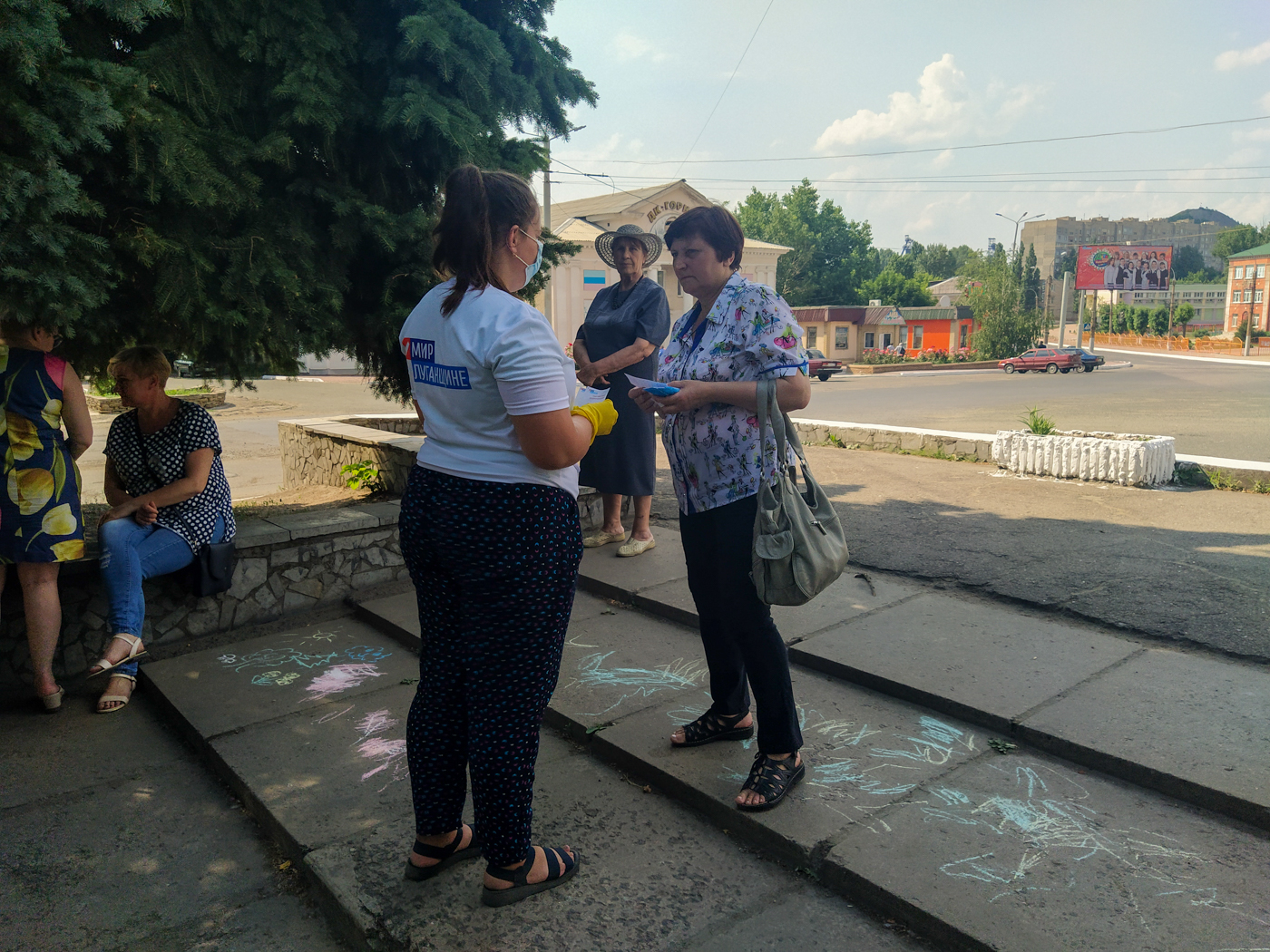 В Перевальском районе продолжается акция «Стоп наркотикам!» 2