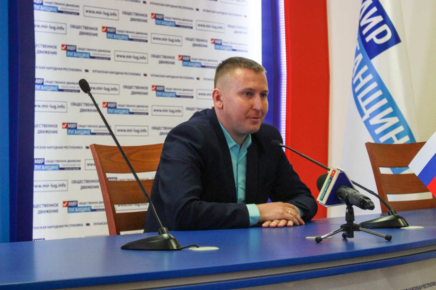 Журналистов ЛНР поздравили с профессиональным праздником 3