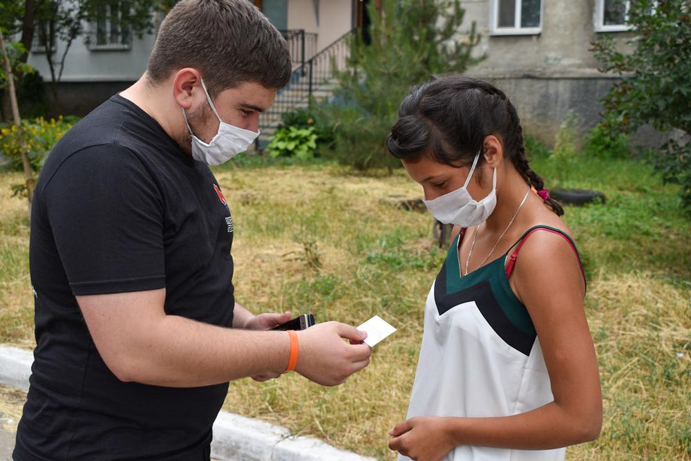 Активисты Брянки напомнили жителям об акции «Стоп наркотикам!» 2