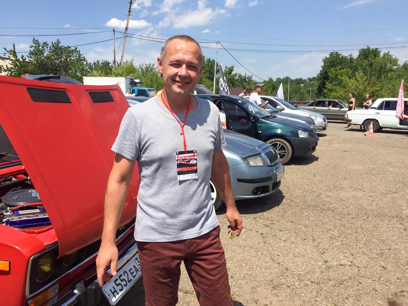 Жители ЛНР приняли участие в чемпионате по автозвуку в Лутугино 2