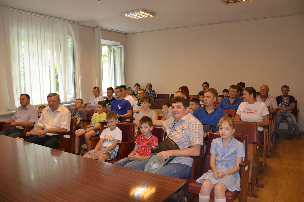 Активисты проектов «Дружина» и «Молодая Гвардия» посетили «Энергоуправление»
