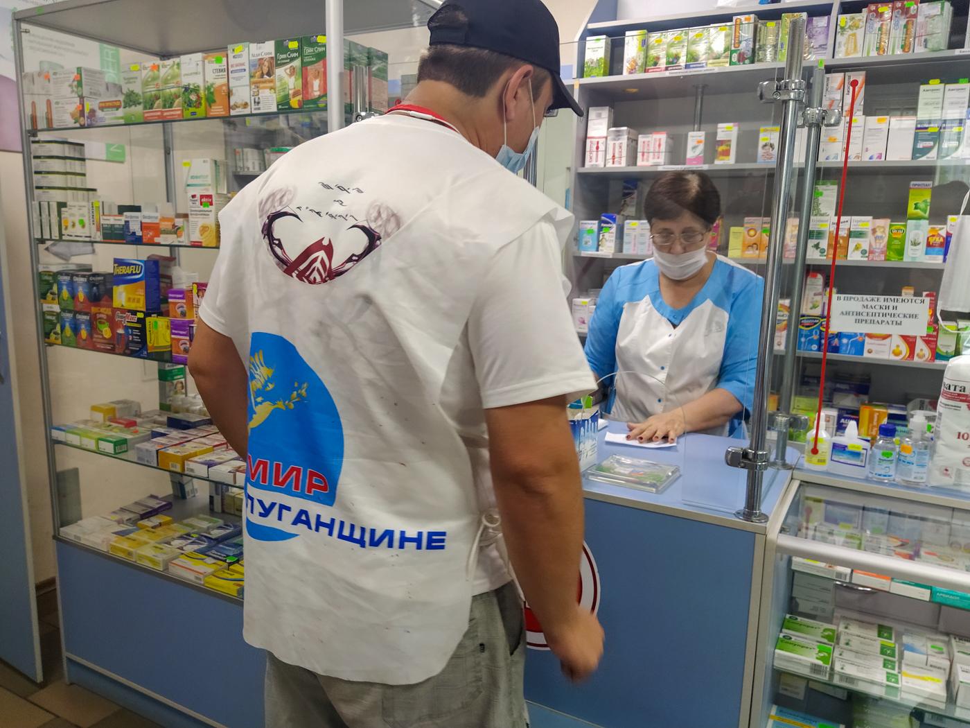 Волонтёры акции «Рука помощи» Перевальска помогли семейной паре
