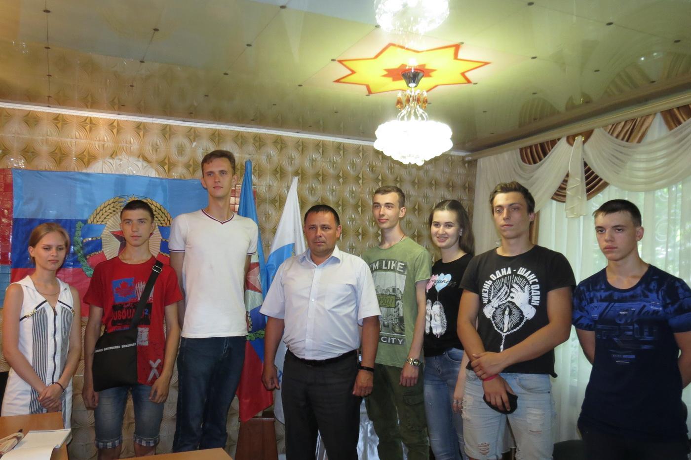 В Суходольске появится первичное отделение проекта «Молодая Гвардия»