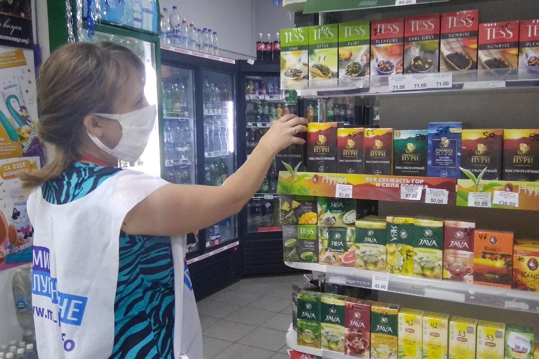 В рамках акции «Рука помощи» волонтёры оказали помощь одной жительнице Свердловского района 1