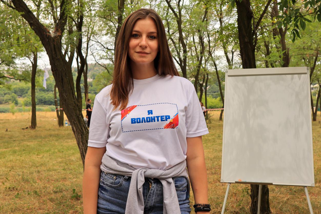 Антонина Машкова: «Слаженная работа правительства, медиков и волонтёров способствовала улучшению санитарно-эпидемиологическая обстановки в ЛНР»