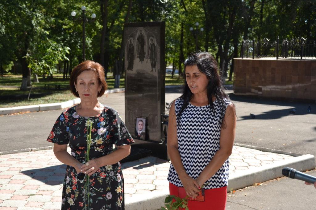 Память Александра Захарченко почтили в Ровеньках