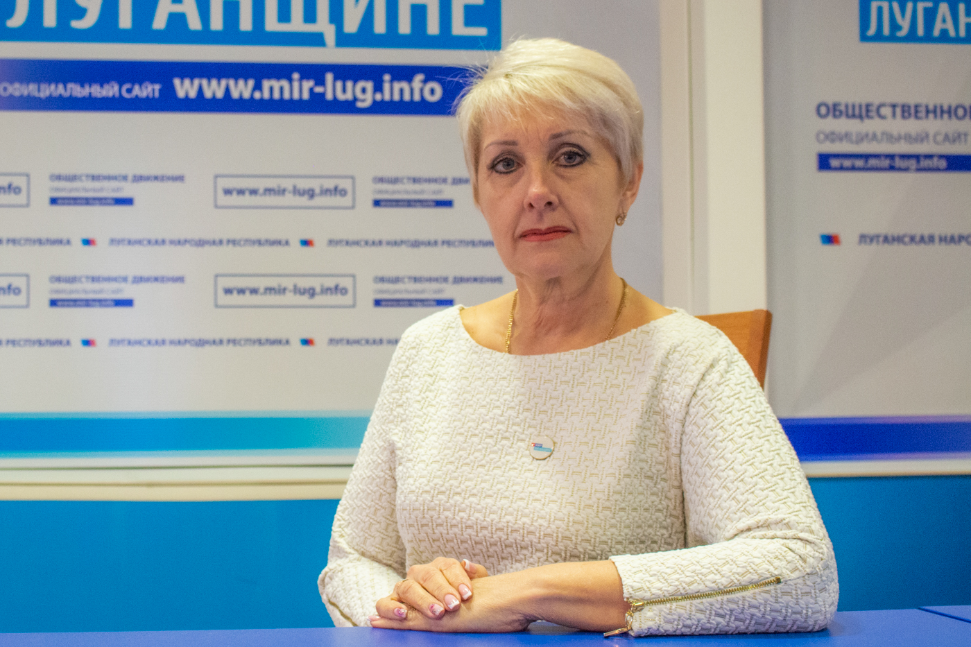 Антонина Гречишкина: «Киевские власти регулярно нарушают первое же условие перемирия – прекращение огня»