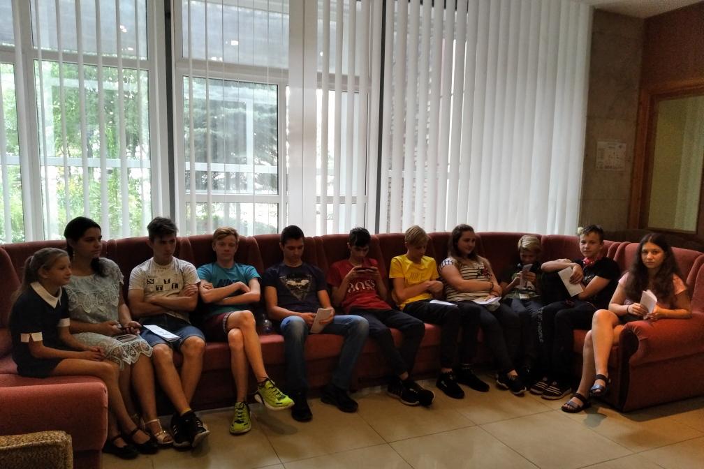 Проект «Реконструкция замещающих семей «Перезагрузка» провели в Луганске 1