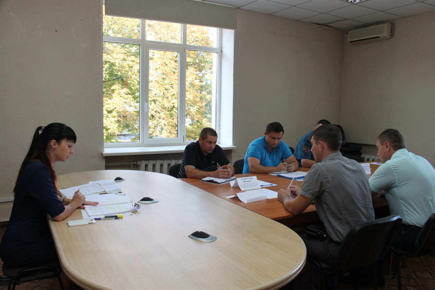 Александра Коваленко провела круглый столна тему необходимость разработки и принятия лесного Кодекса ЛНР
