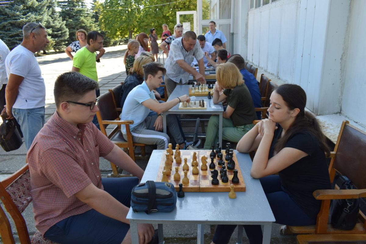 В Первомайске прошли велопробег и шахматно-шашечный турнир 4