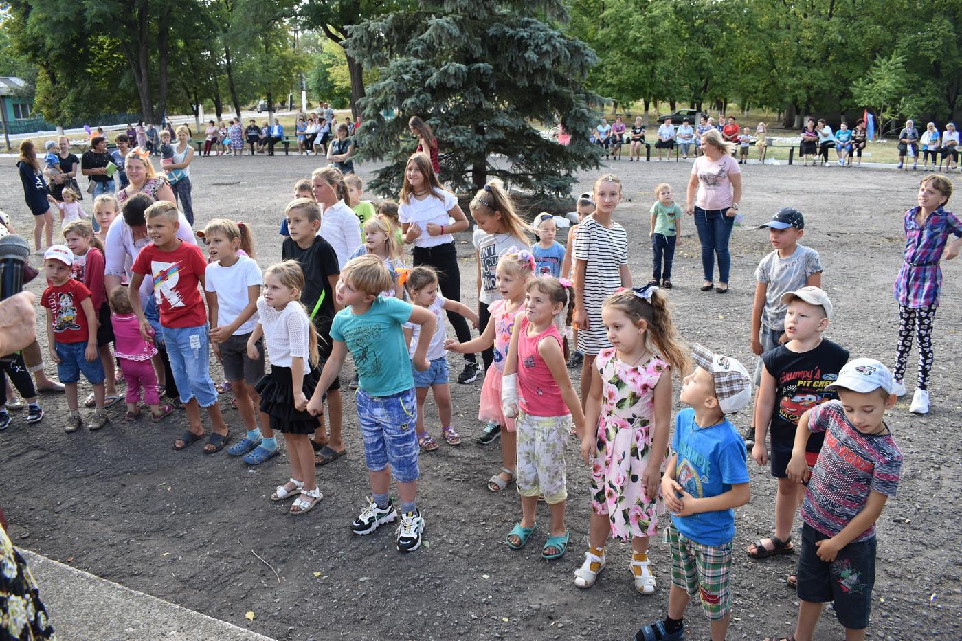 В Верглёвке народными гуляниями отпраздновали День шахтёра