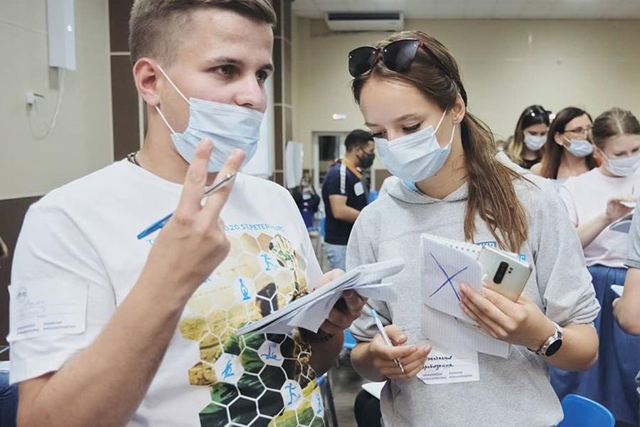 «Знания, полученные на форуме «Евразия Global», мы можем применять у нас в Республике», – Анастасия Дробязкина 4