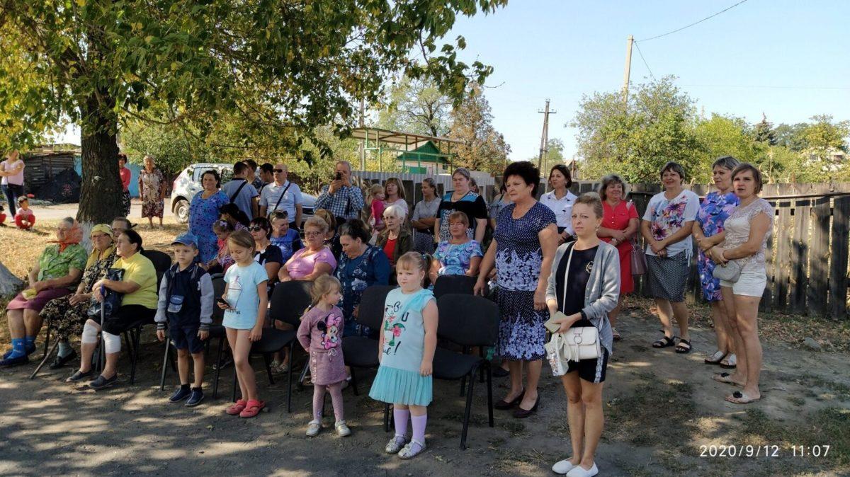 На Краснодонщине отметили День посёлка Таловое