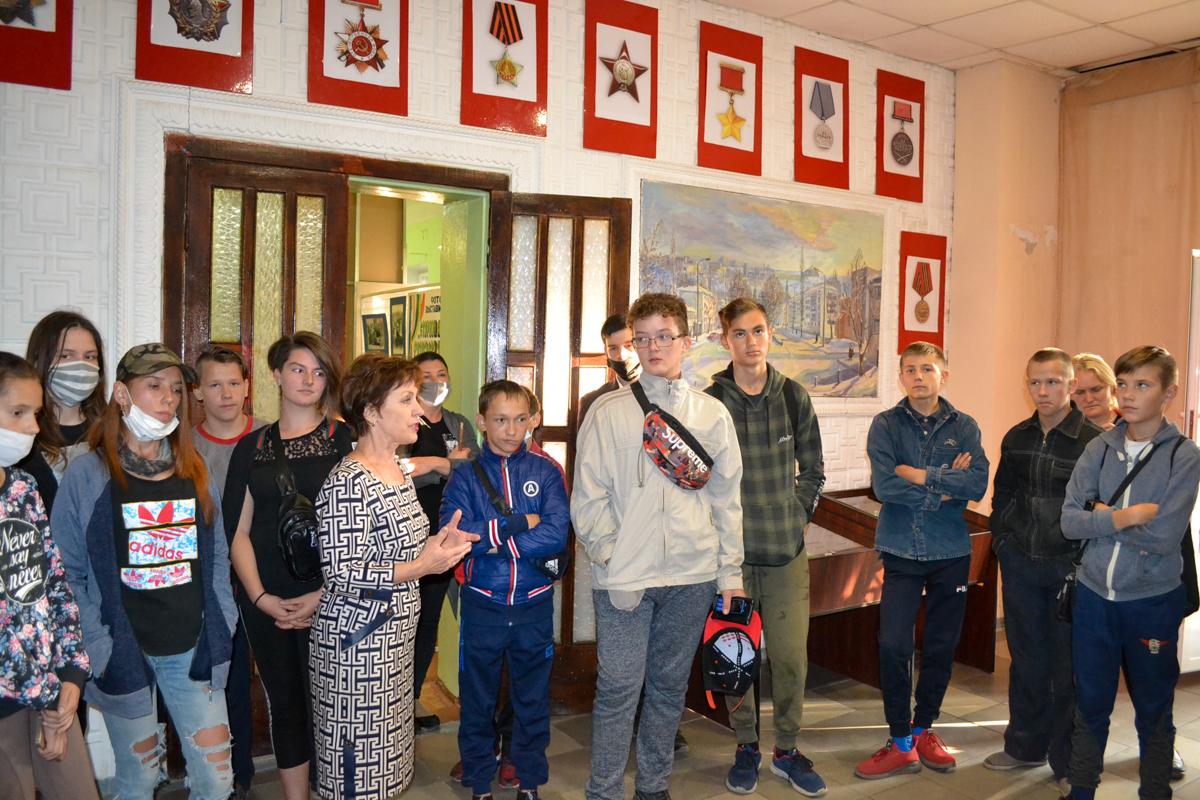 Мероприятие, приуроченное ко Дню партизанской славы прошло в Музее истории города Ровеньки
