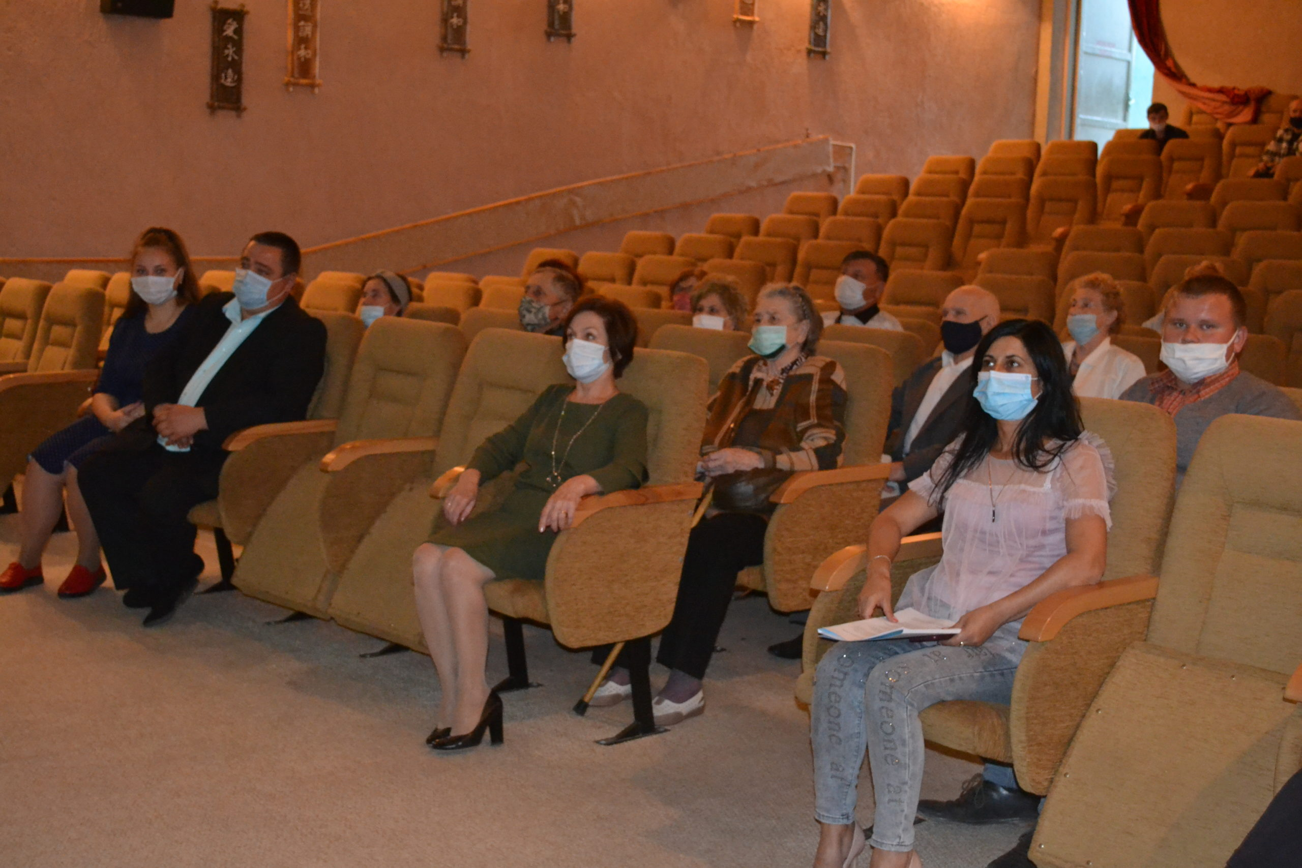 В Ровеньках отметили международный День пожилых людей 1