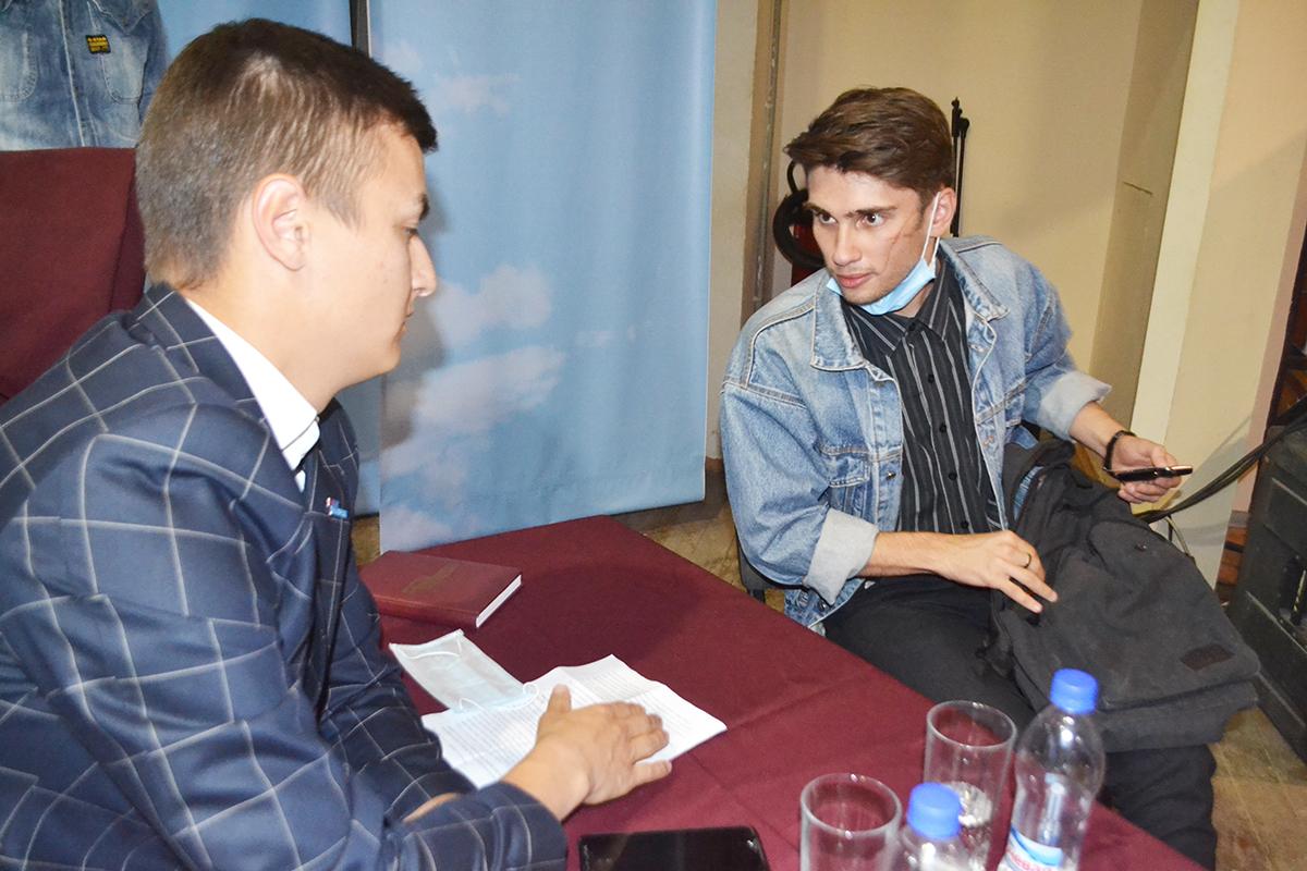 Луганским студентам рассказали о работе проектов ОД «Мир Луганщине» 4