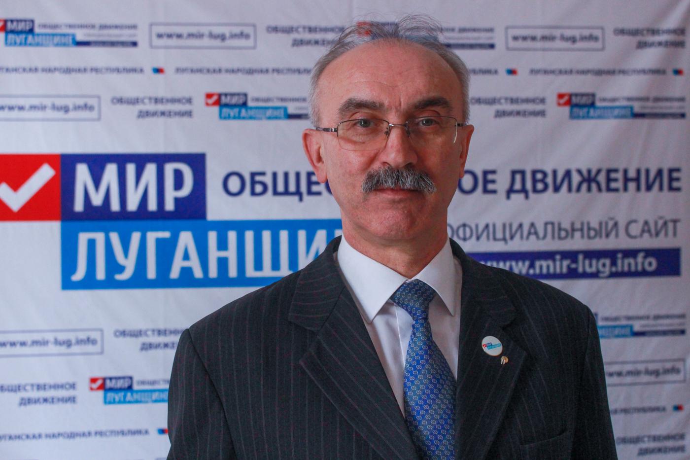 Александр Коржан: Мы хотим, чтобы Украина отстала от Донбасса 1