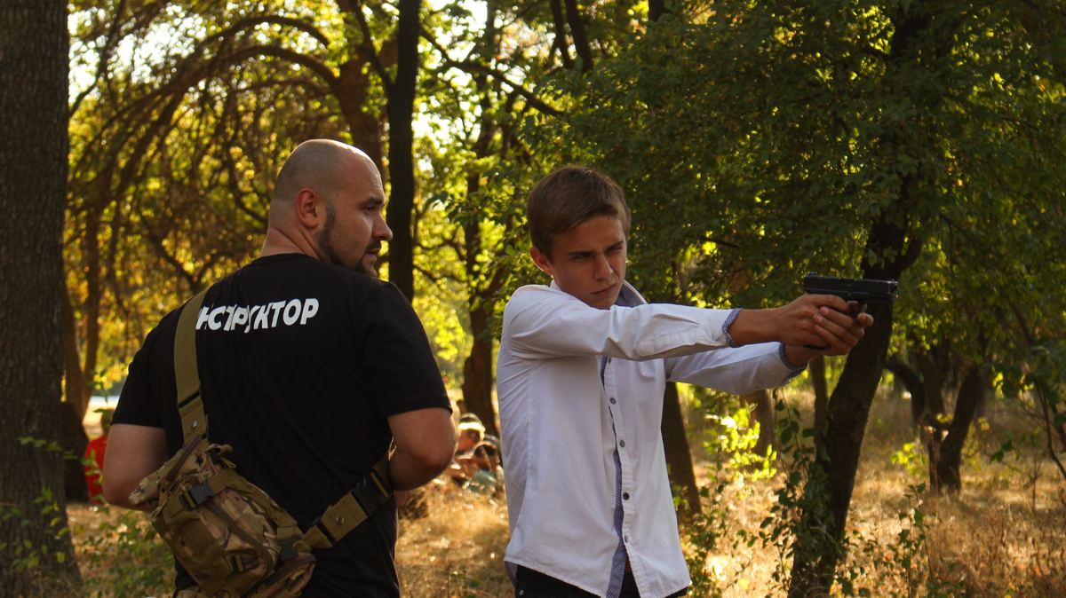 Открытие первичного отделения проекта «Доброволец» прошло в Перевальске 5