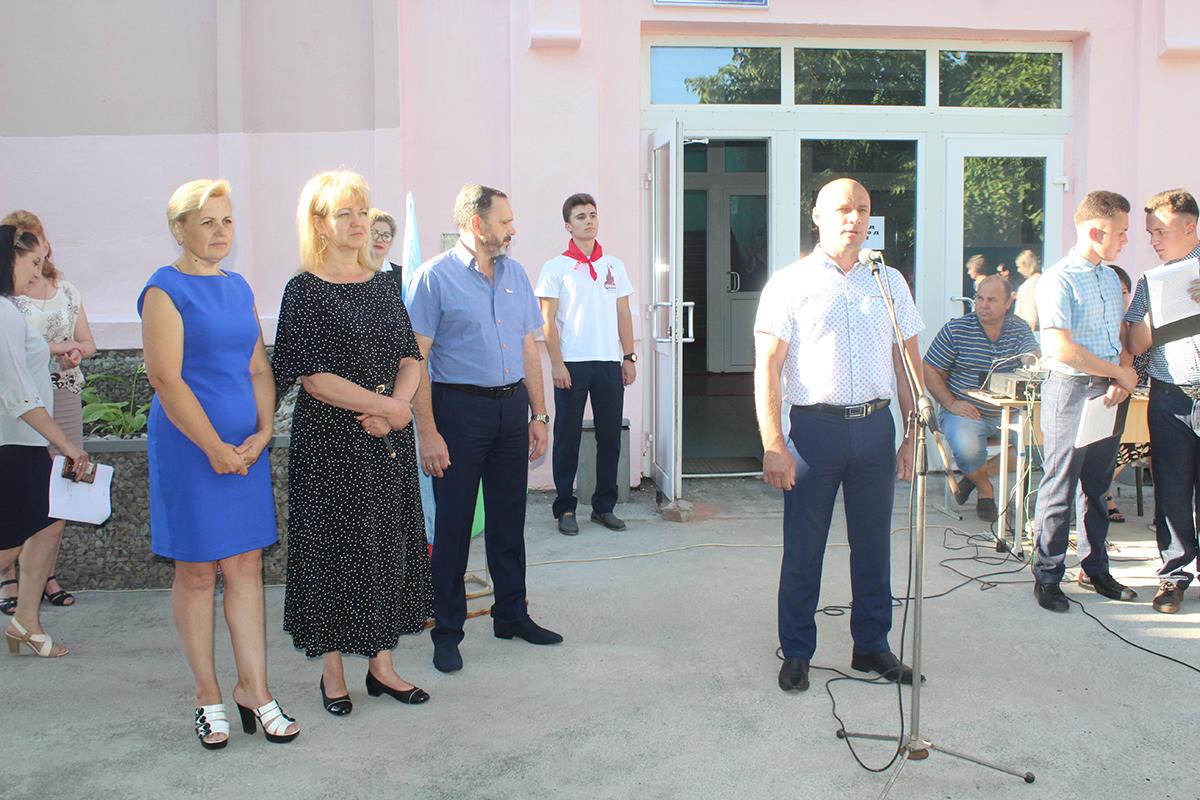 В посёлке Родаково Славяносербского района почтили память жертв агрессии ВСУ 5