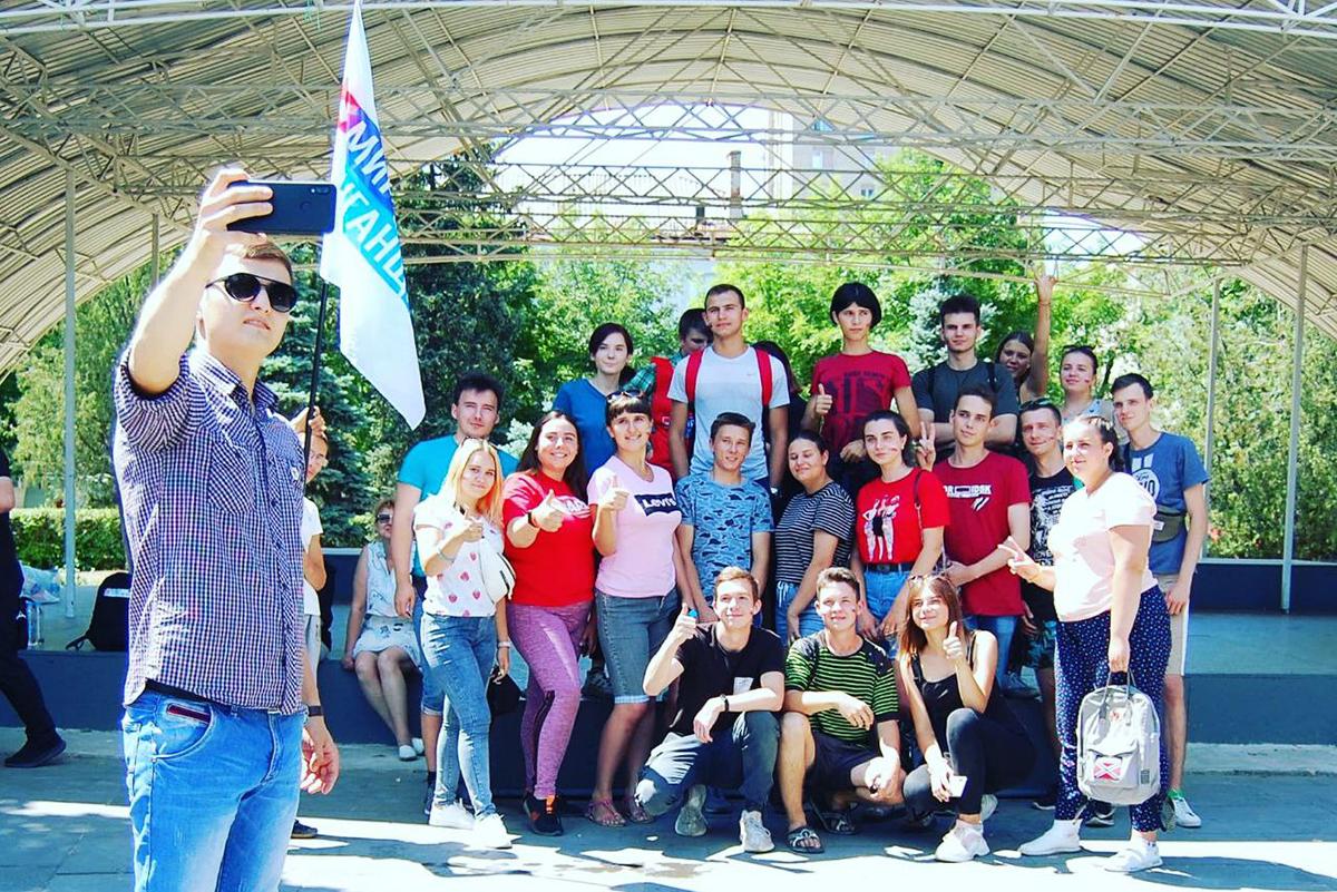 «Наша молодёжь активная и инициативная, нам есть кем гордиться», – Даниил Степанков 4