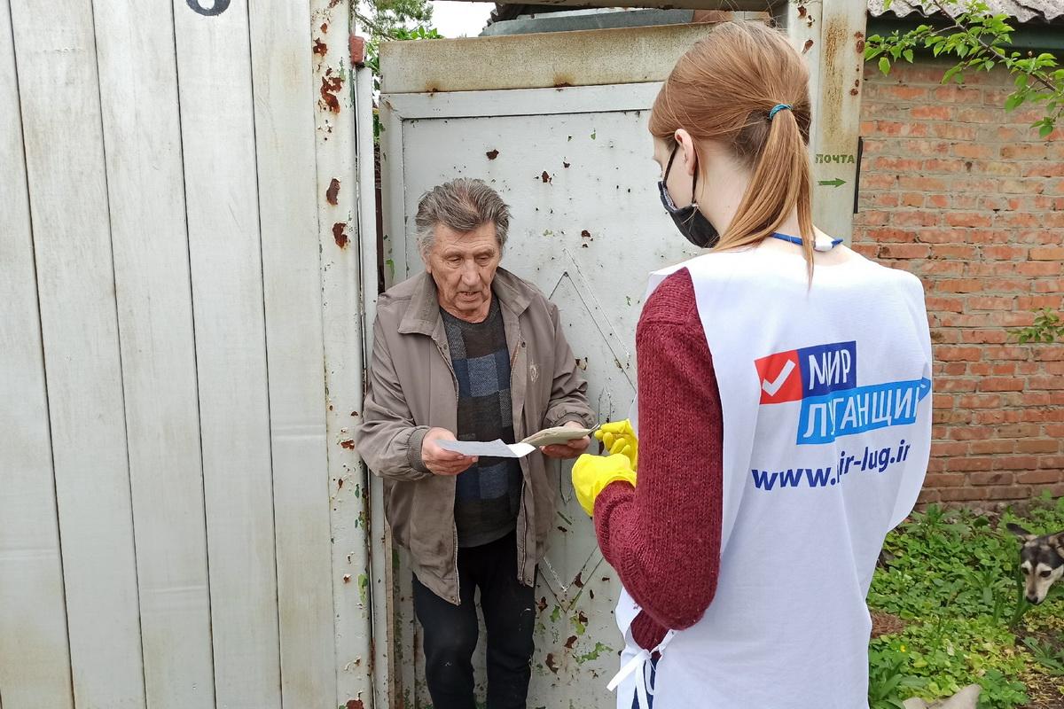 Волонтёры акции «Рука помощи» за неделю помогли 31 жителю республики