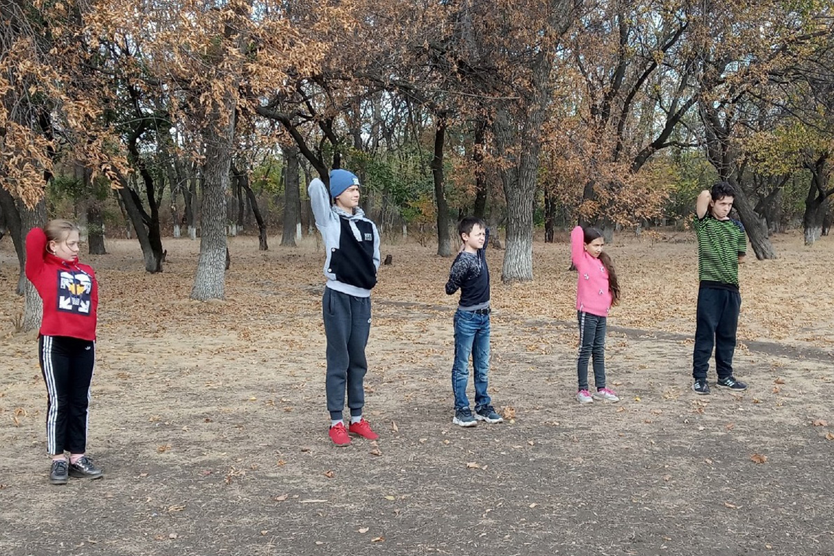 Активисты проекта «Доброволец» провели тренировку и обсудили работу акции «Стоп наркотикам!» в Перевальске