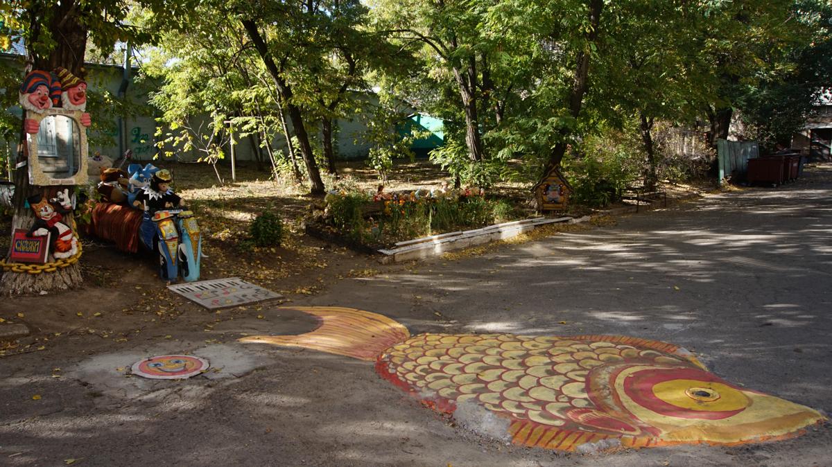 Жюри в Луганске оценили участников конкурса территорий образцового содержания