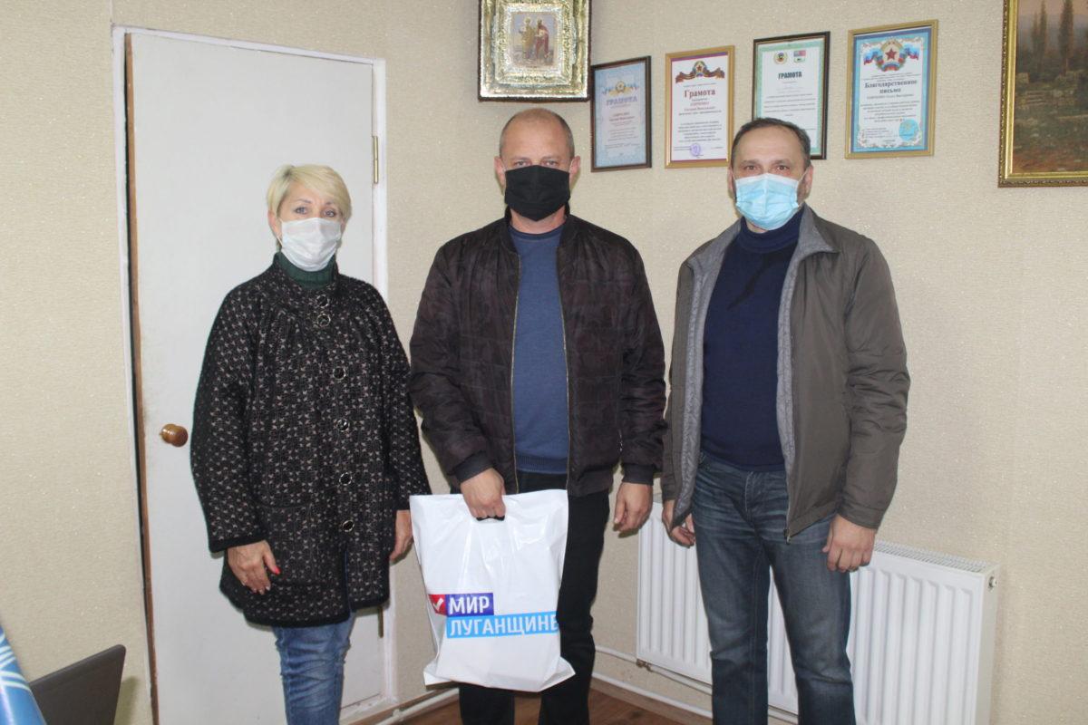 Представителей автомобильной отрасли Славяносербщины поздравили с профессиональным праздником