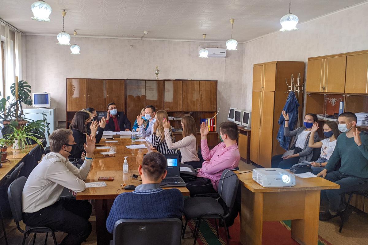 В Луганске прошло заседание экспертной группы по оценке индекса молодёжного сообщества
