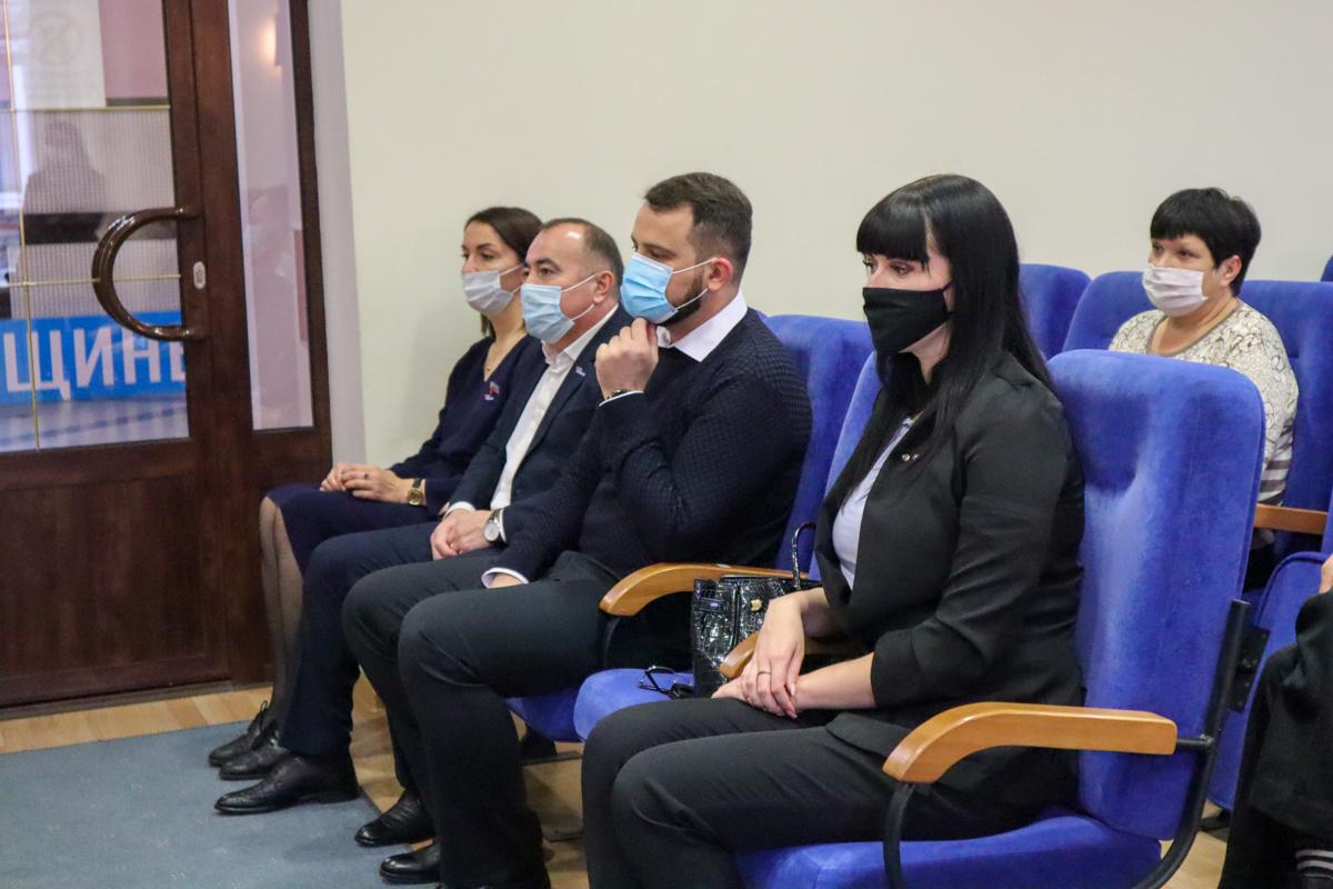 В Луганске наградили победителей конкурса территорий образцового содержания 2