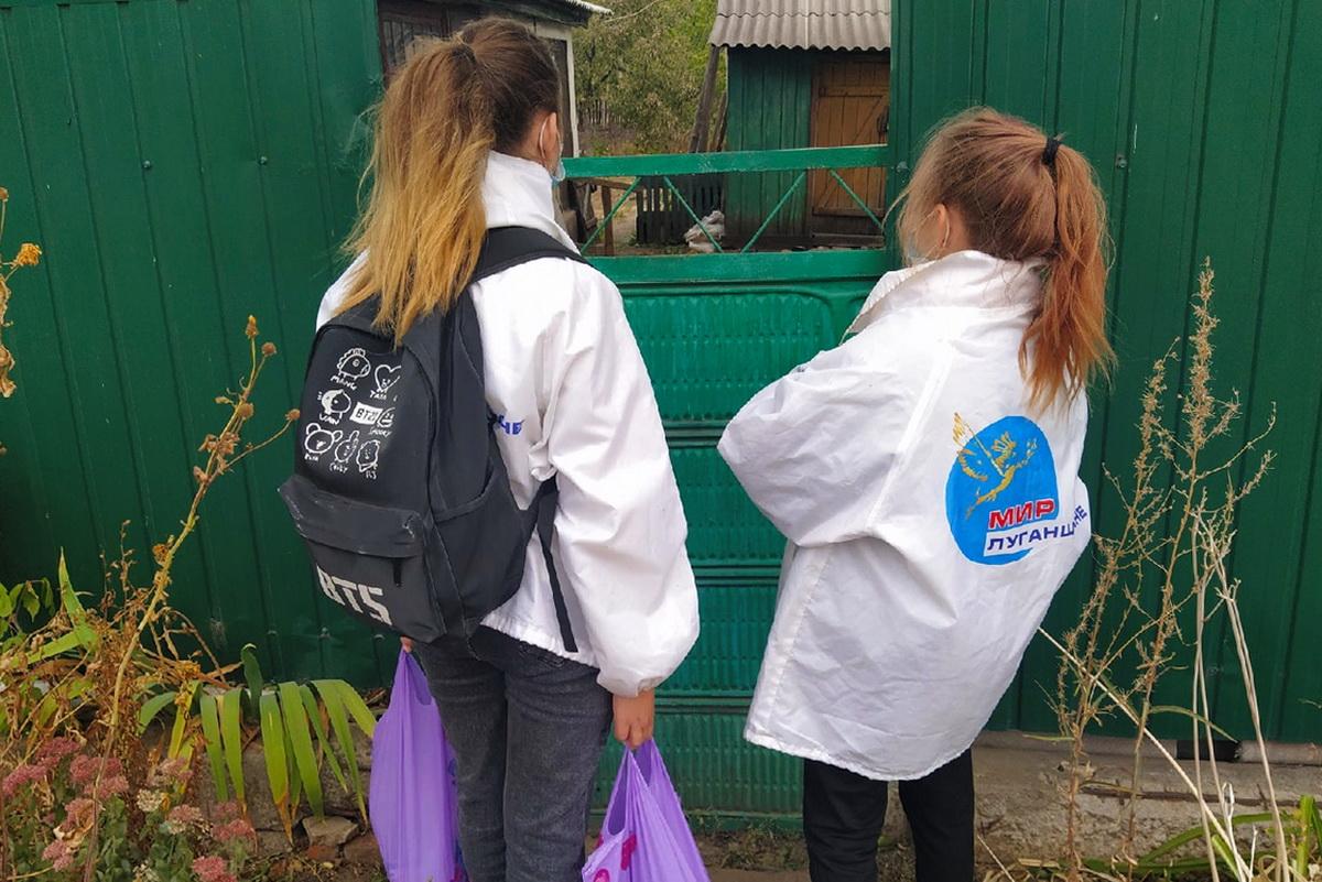 Троим жителям Перевальска помогли в рамках акции «Рука помощи»