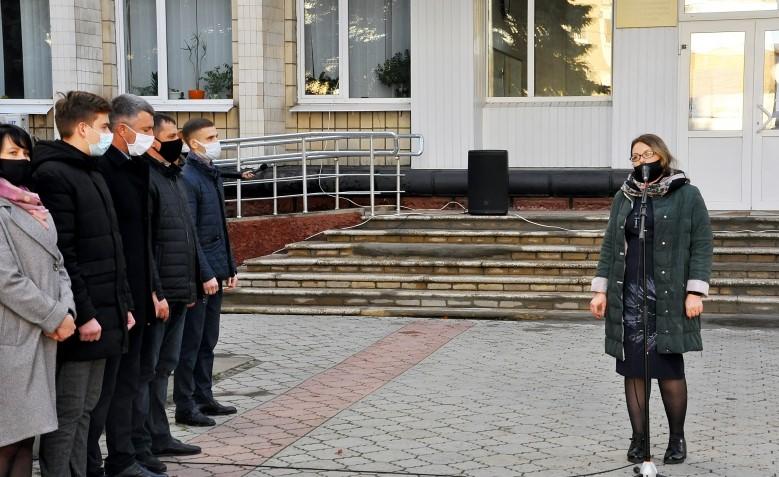 День народного единства отметили в Свердловске