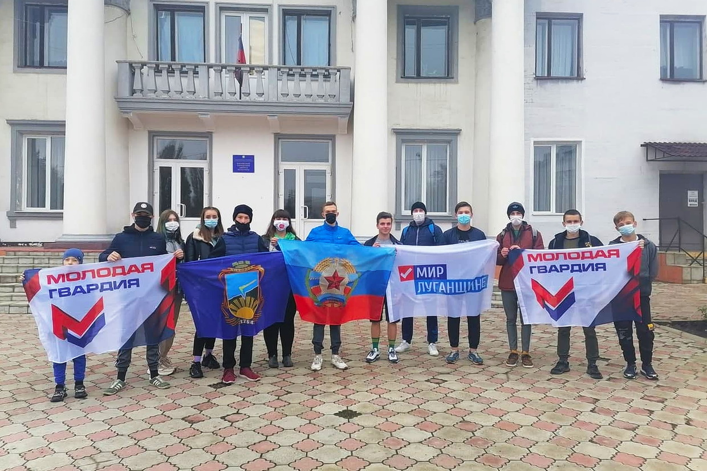 В Кировске провели «Русскую пробежку» ко Всемирному дню молодёжи
