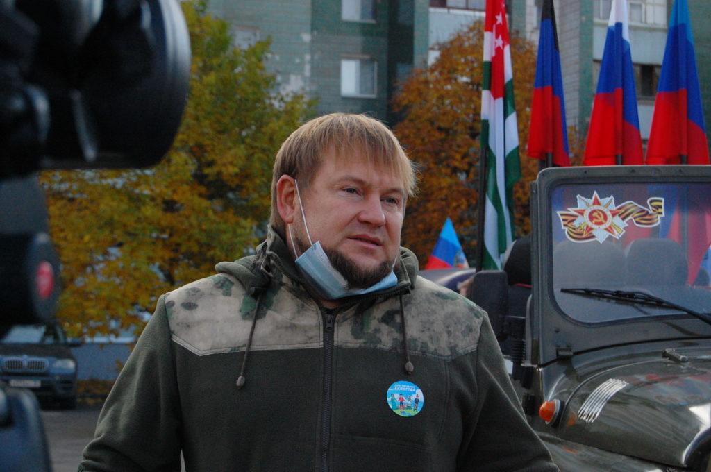 В ЛНР День народного единства отметили автопробегом
