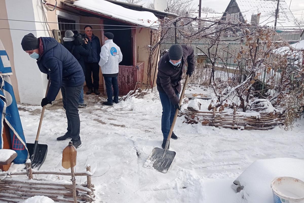 Акция «Добру нельзя на карантин!» стартовала в Алчевске
