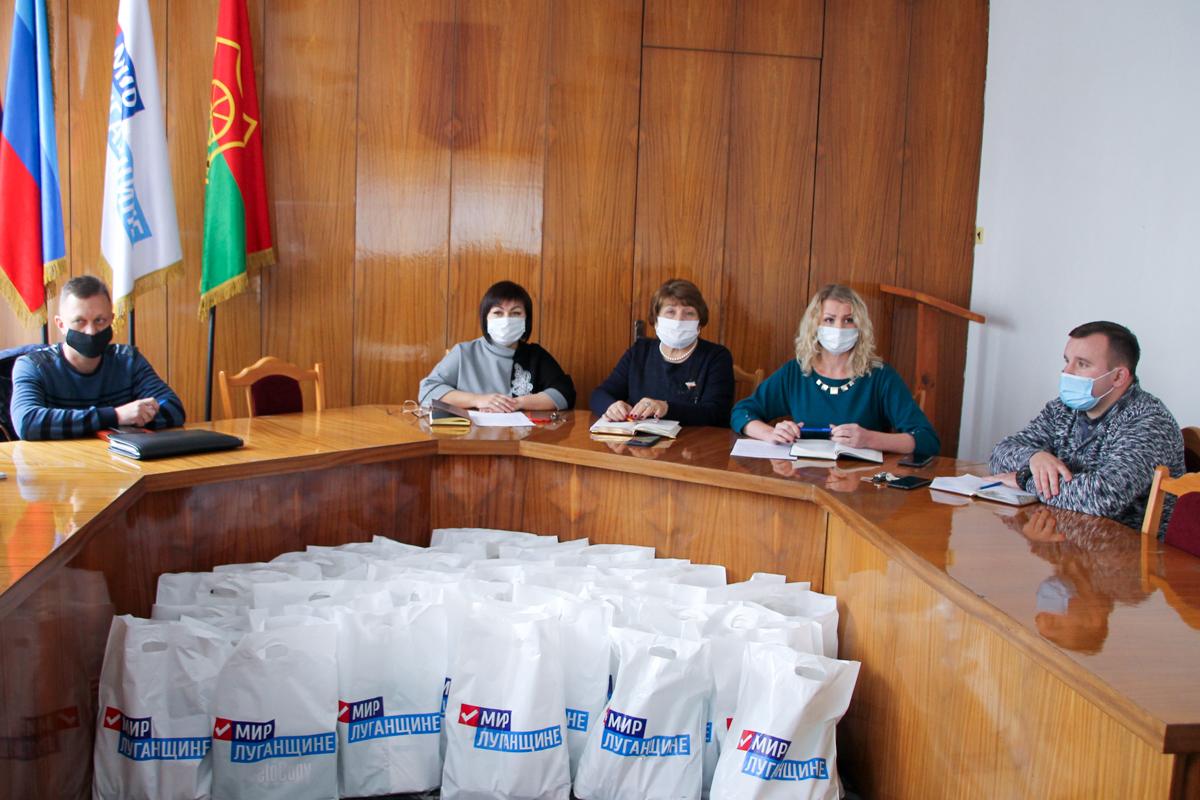 В Антраците прошла встреча с председателями органов самоорганизации населения 2