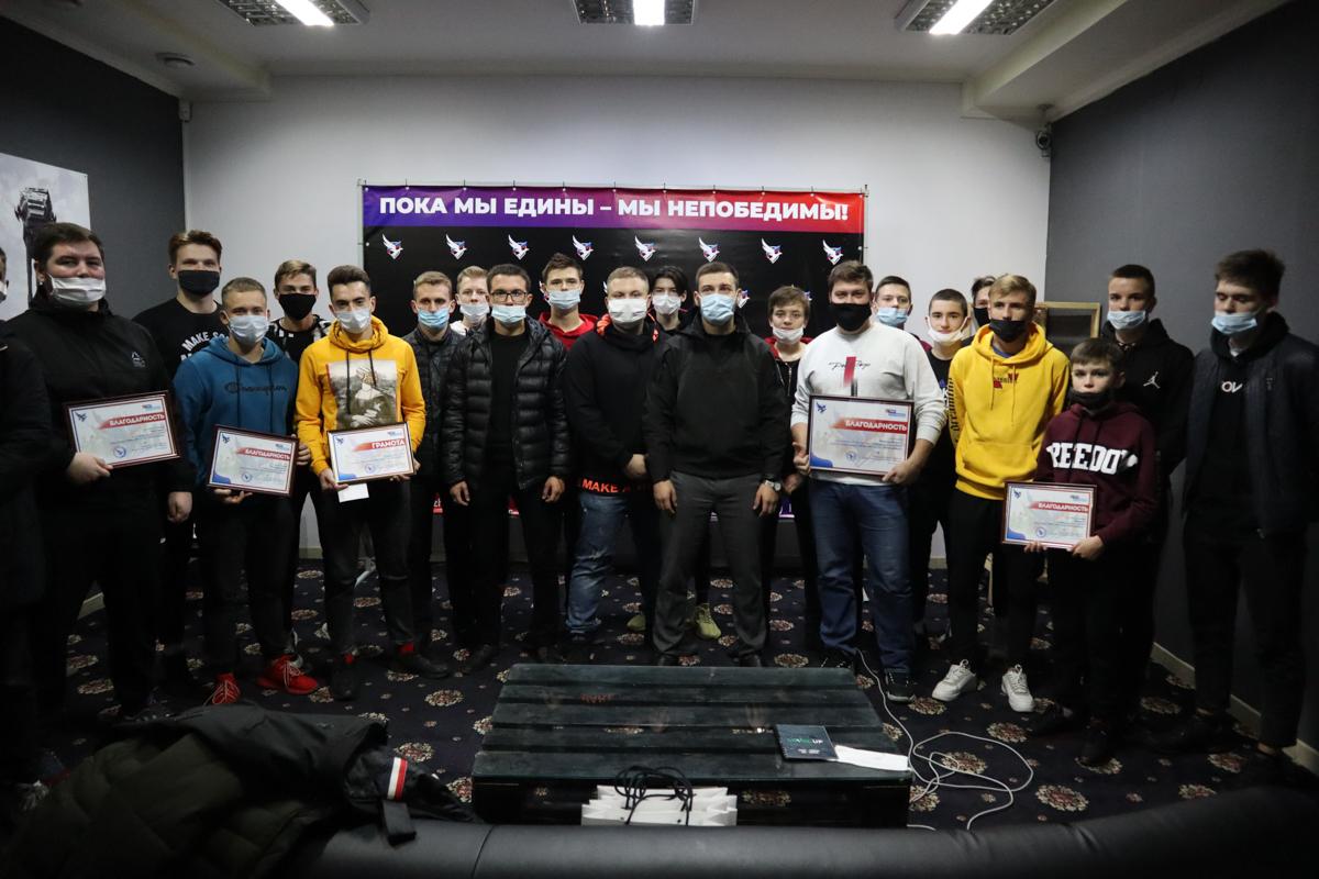В Луганске состоялся финал кибертурнира Open LPR